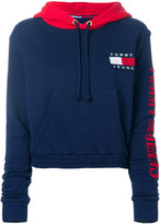Tommy Jeans block colour hoodie