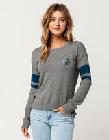 Element Bell Womens Varsity Sweater