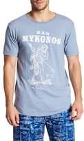 Kinetix Bar Mykonos Crew Neck Tee