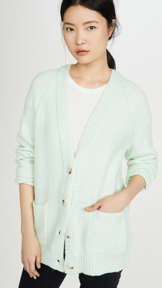 ENGLISH FACTORY Oversized Cardigan