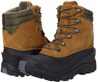 The North Face Chilkat IV (Utility Brown/New Taupe Green) Men's Shoes