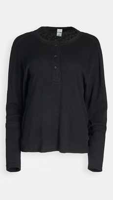 RE/DONE Long Sleeve Henley