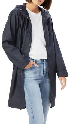 French Connection Lola Longline Raincoat