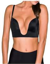 Fullness Sexy V Shape Push Up Deep Plunge Convertible V BRA Max Cleavage Booster Shaper