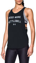 Under Armour More Kettlebell Strappy Tank Top