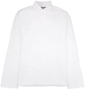 Jacquemus Mouchoirs cotton shirt