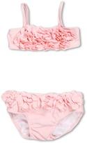Kate Mack Blooming Roses Bikini (Infant) (Pink) - Apparel
