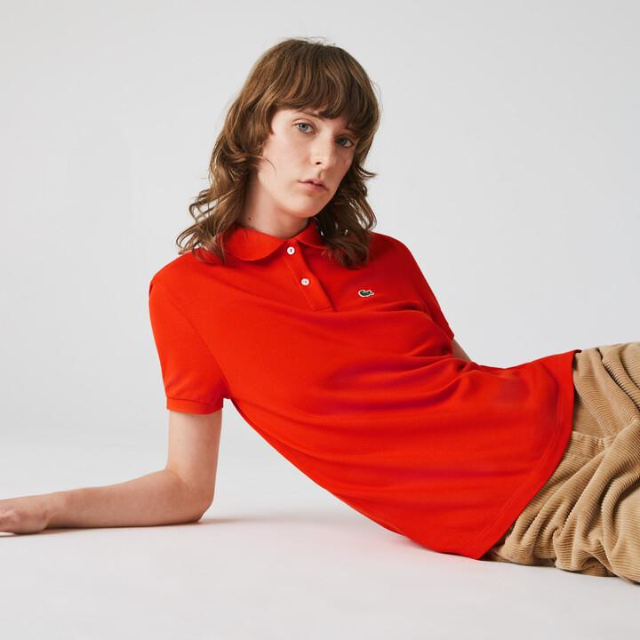 Thumbnail for your product : Lacoste Women's Classic Fit Soft Cotton Petit Pique Polo