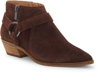 Lucky Brand Enitha Suede Bootie