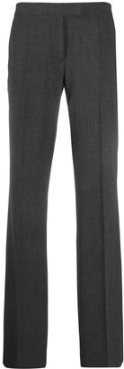 Gianfranco Ferré Pre-Owned 2000s Straight-Fit Tailored Trousers