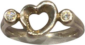 Tiffany & Co. Paloma Picasso Metallic Silver Rings