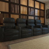 OctaneSeating Turbo XL700 Home Theater Recliner Type: Manual