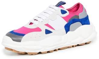Versace Anatomia Runner Sneakers