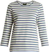 A.P.C. Dream striped cotton top