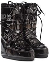 Moon Boot Black Star Wars Darth Vader Moon Boots