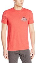 Wrangler Men's Tee Athletic Red Heather Shirt
