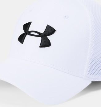 Under Armour Men's UA Microthread Golf Mesh Cap