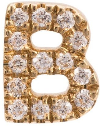 Loquet B diamond letter