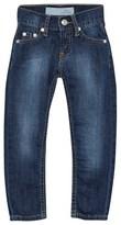 Levi's Mid Wash 508 Reg Tapered Fit Jean