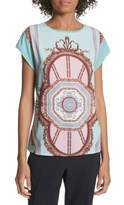 Ted Baker Versailles Woven Front Tee