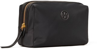 Tory Burch Perry Nylon Small Cosmetic Case