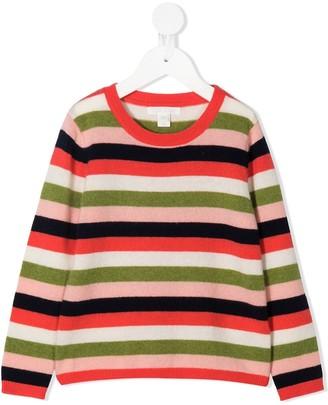 Marie Chantal Fayanna striped jumper