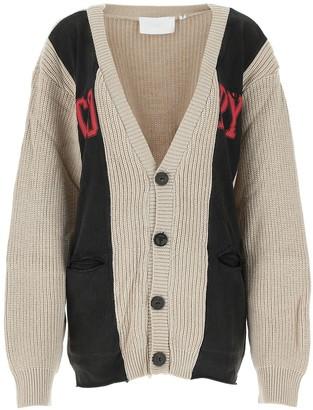 Telfar Oversized Buttoned Cardigan