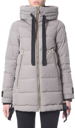 Moose Knuckles Val Marie Hooded Jacket