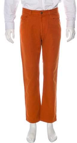 Loro Piana Linen-Blend Pants