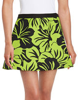 MICHAEL Michael Kors Tropical Knit Skirt