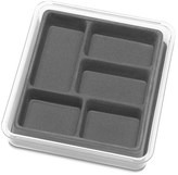 Whitmor Stack Jewellery Tray 5 Section
