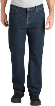 Dickies Men's Relaxed Fit 5-Pocket Flex Performance Jean