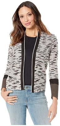 Nic+Zoe Perks Cardy (Multi) Women's Sweater