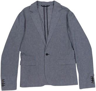 Marni Blue Cotton Jackets