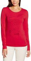 Luis Trenker Women's Cadis T-Shirt,S