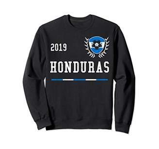 Honduras Football Jersey 2019 Honduras Soccer Jersey Sweatshirt