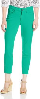 NYDJ Women's Petite Size Clarissa Skinny Ankle Jeans