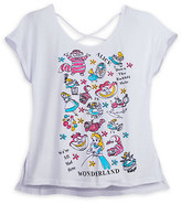 Disney Alice in Wonderland Fashion Tee for Women by Boutique