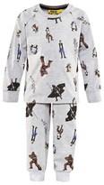 Fabric Flavours Grey Star Wars Pyjamas