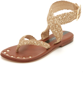Matt Bernson Woven Ankle Band Sandals