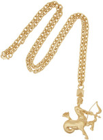 Valentino Sagittarius Gold-tone Necklace