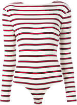Harmony Paris striped leotard
