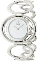 Calvin Klein Women's K1P23120 Graceful Analog Display Swiss Quartz Watch