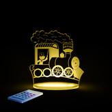 Lumenico Aloka Train Night Light