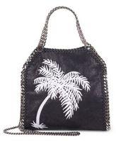 Stella McCartney Falabella Mini Palm Tree Shoulder Bag