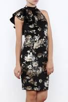 Mystic Cold Shoulder Dress