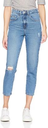 Ichi Women's NTI GULIP Boyfriend Jeans