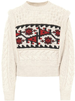 Etoile Isabel Marant Rioja wool sweater