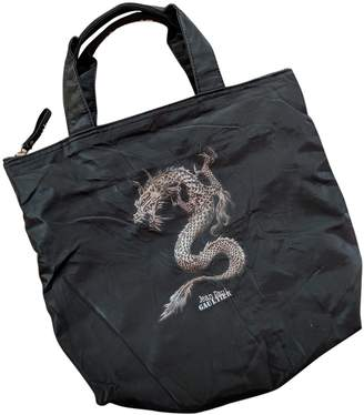 Jean Paul Gaultier Black Polyester Handbags