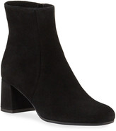 La Canadienne Jiji Waterproof Low-Heel Booties